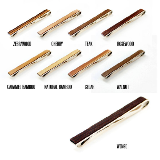 Image of TIMBER Woodskin Steel Tie Bar