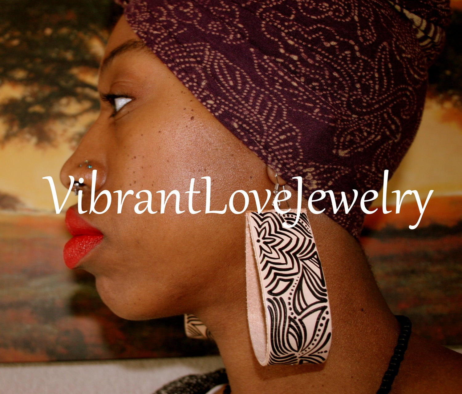 "Image of ""Love Drop"" earrings!!"