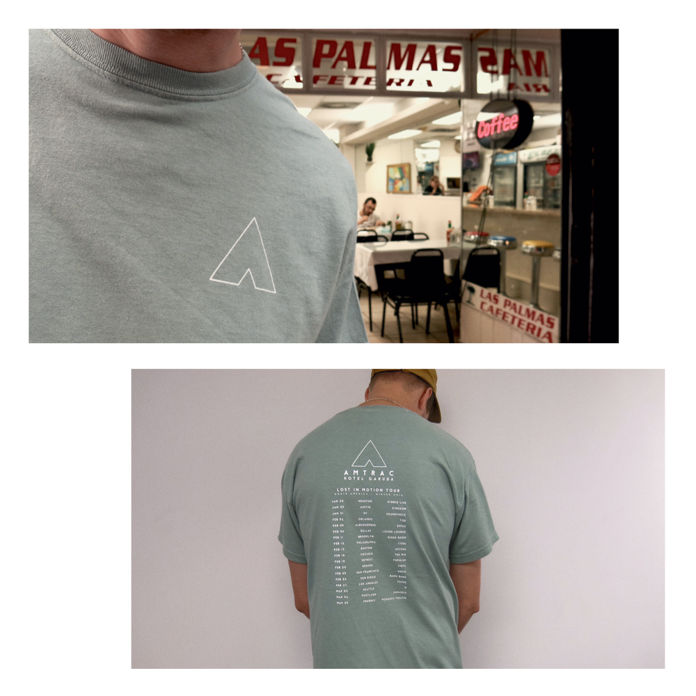Image of Lost In Motion Tour Tee