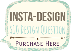 Image of Insta-Design $10 Design Question