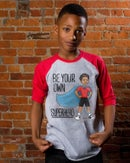 Image 2 of Be Your Own Superhero Toddler T-SHIRT