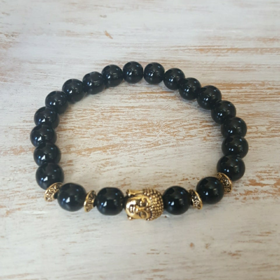 Image of BLACK CHINESE BRACELET