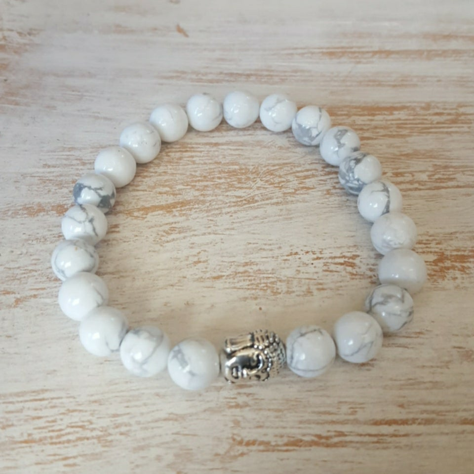 Image of WHITE CHINESE BRACELET