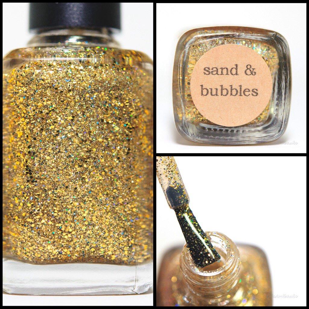Sand & Bubbles