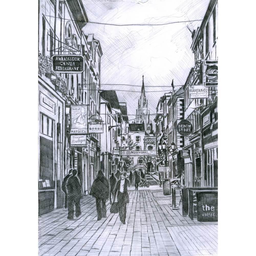 Image of Cook St. Cork City