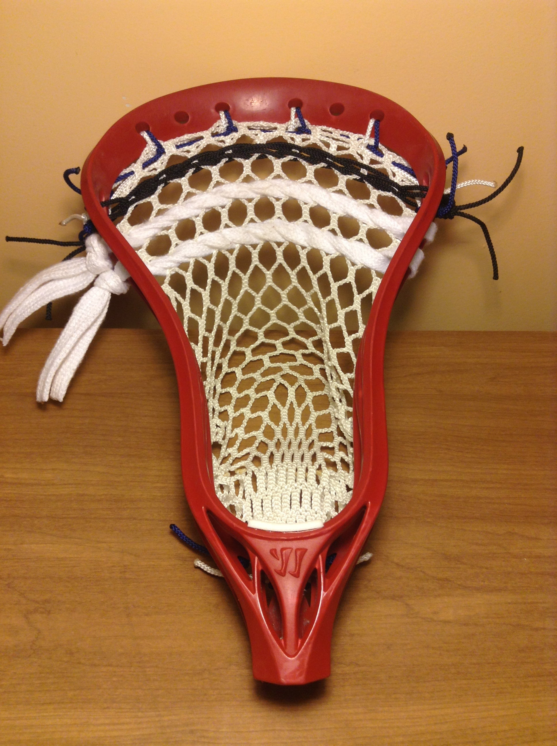 Red Warrior Evo 4 Hs Dominion Lacrosse
