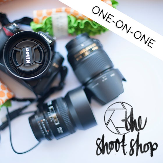 Image of The Shoot Shop: One-on-One