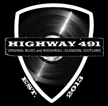 Image of Highway 491 - Logo T-Shirt