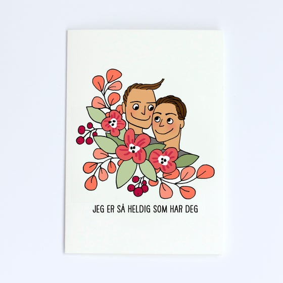Image of Valentine couple 2