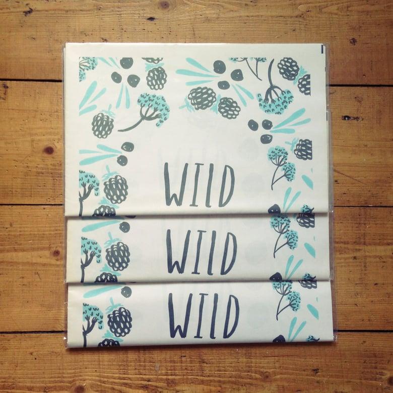 Image of Wild zine