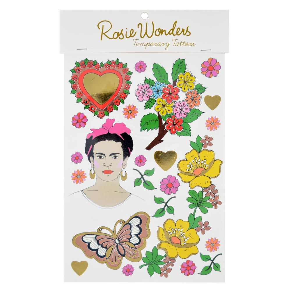 Image of Frida Tattoos