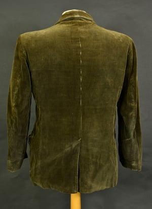 Image of 1940'S FRENCH HUNTING CORDUROY BLAZER フレンチハンティングジャケット