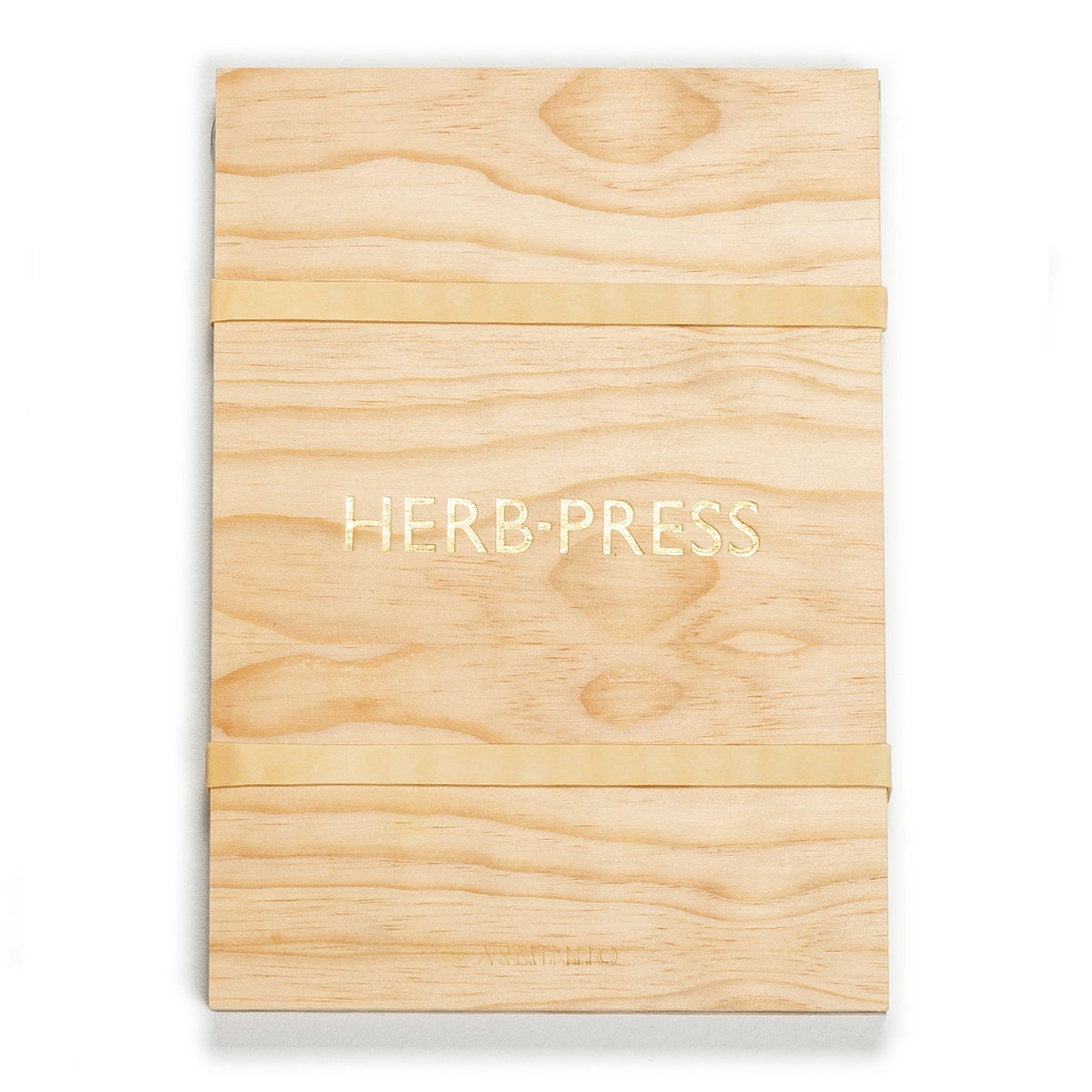 Image of HERB-PRESS - Large Natural