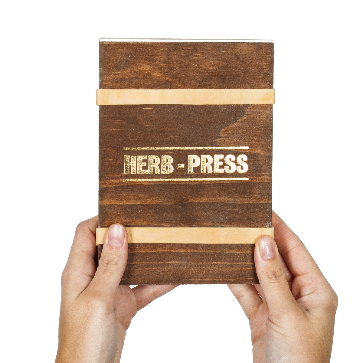 Image of Herb-press - small aged