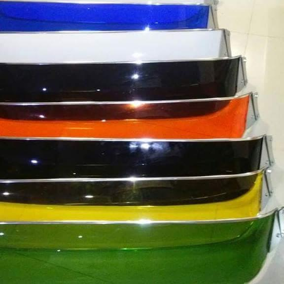 VW BUG CUSTOM SUN VISORS   Foreign Concepts VW 5a76b3b52d2
