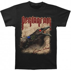 Image of Pentagram - Curious Volume Full Color Tee