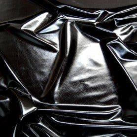 Image of LIQUID FOIL STRETCH FABRIC SELECTION FOR JUZEL LEGGINGS