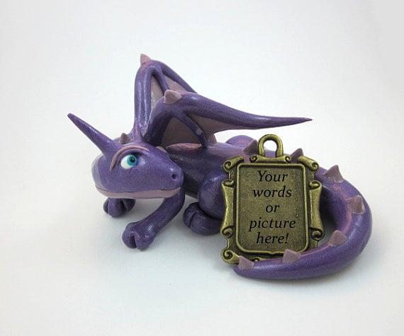 Image of Pendant Guardian Dragon