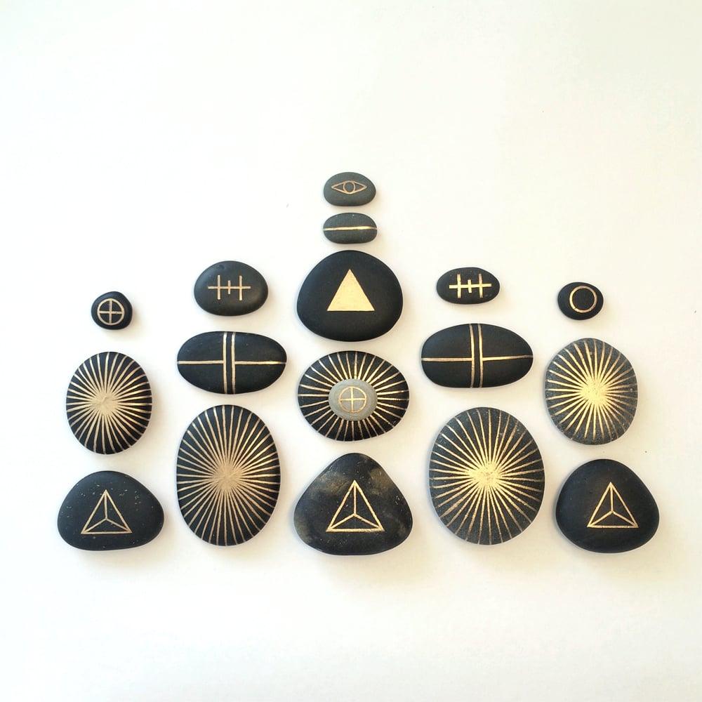 Image of Magic Healing Reiki Stones