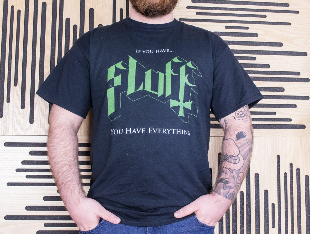 Image of Ghost Fluff Shirt
