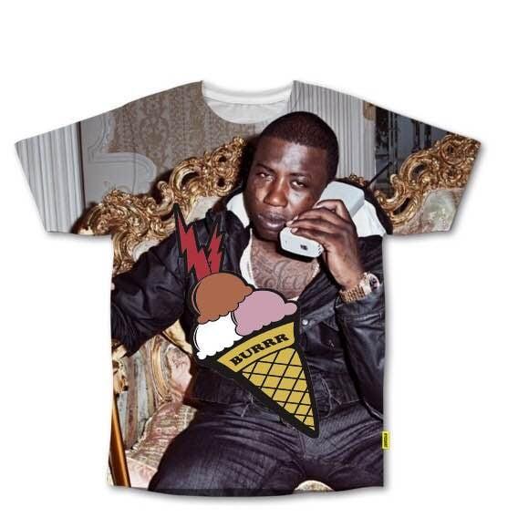 guwop boy$ — Gucci Mane Brr Logo