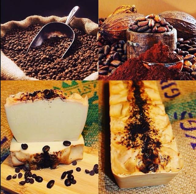 Image of Food & Drink Scented Soaps