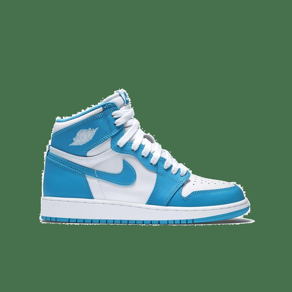 Image of Nike Air Jordan 1 'UNC' GS