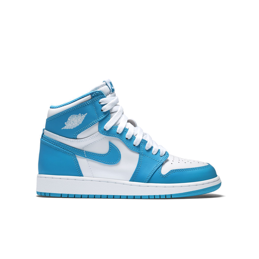 Image of Nike Air Jordan 1 'UNC' GS