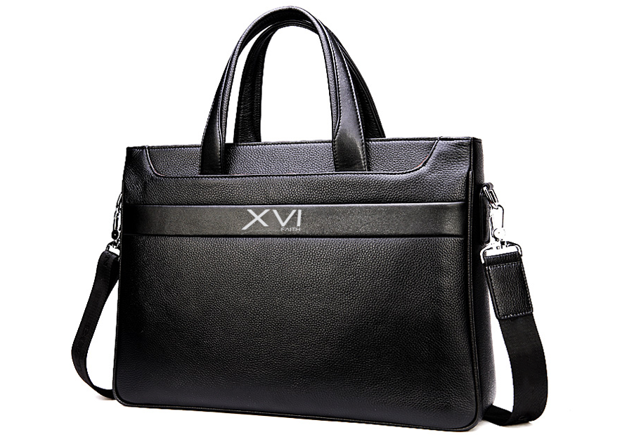Image of XVI women Leather Briefcase