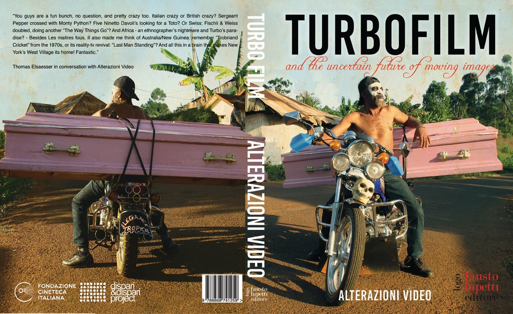 Image of TURBOFILM the Book