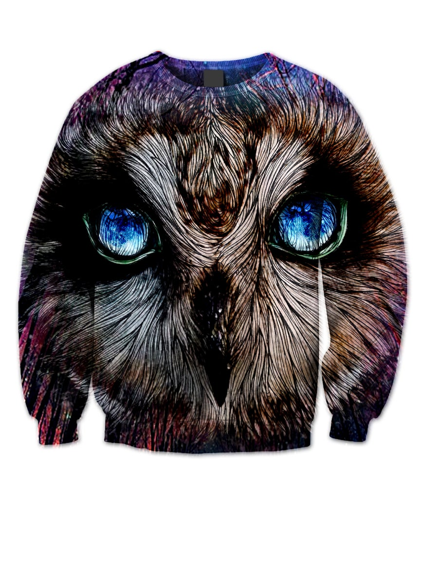Image of Night Watch Crewneck