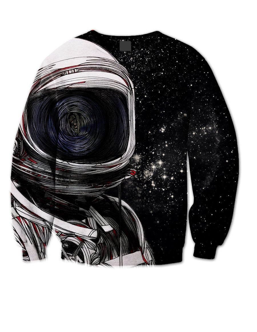 Image of Prepare For Takeoff Crewneck