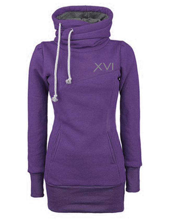 Image of XVI Women Hoodie