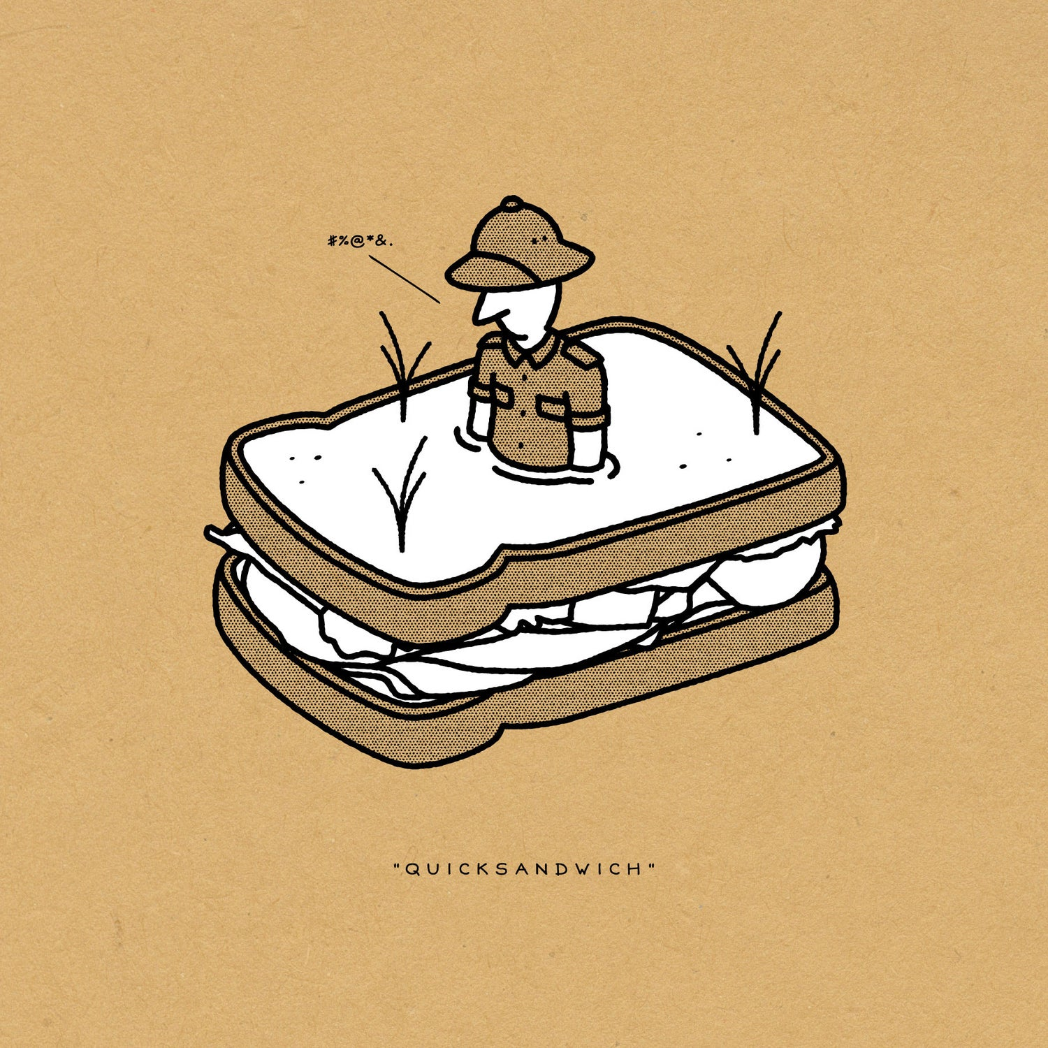 "Image of RRC #004: ""Quicksandwich"""