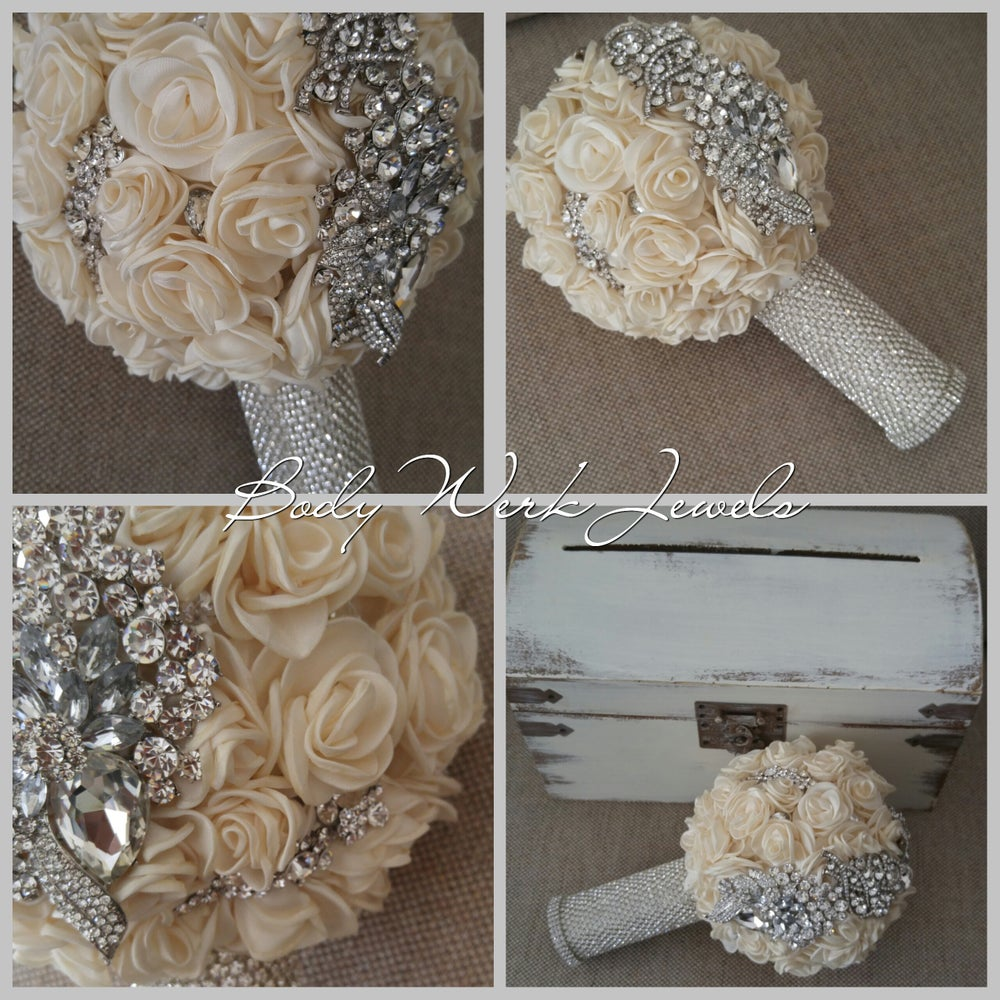 """""""Shelby"""" Forever Bouquet"""