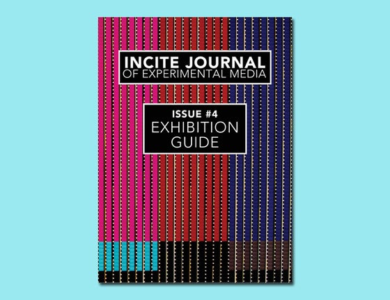Image of Issue #4: EXHIBITION GUIDE