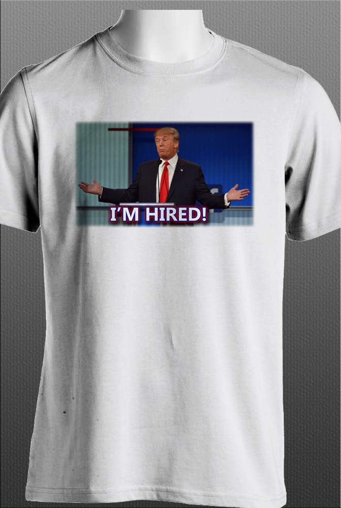 Image of I'M HIRED