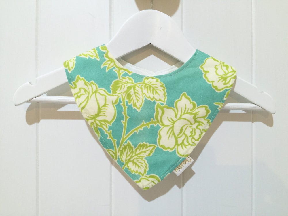 Image of Bandana Bib - Sea Rose