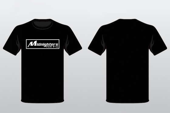 Image of Classic Midnighters T-shirt