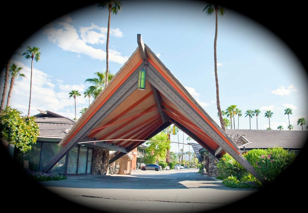 Image of Caliente Tropics on-grounds rooms SOLD OUT