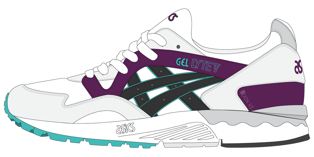 Asics x Monkey Time Gel Lyte V 'Sand Layer' Available Online