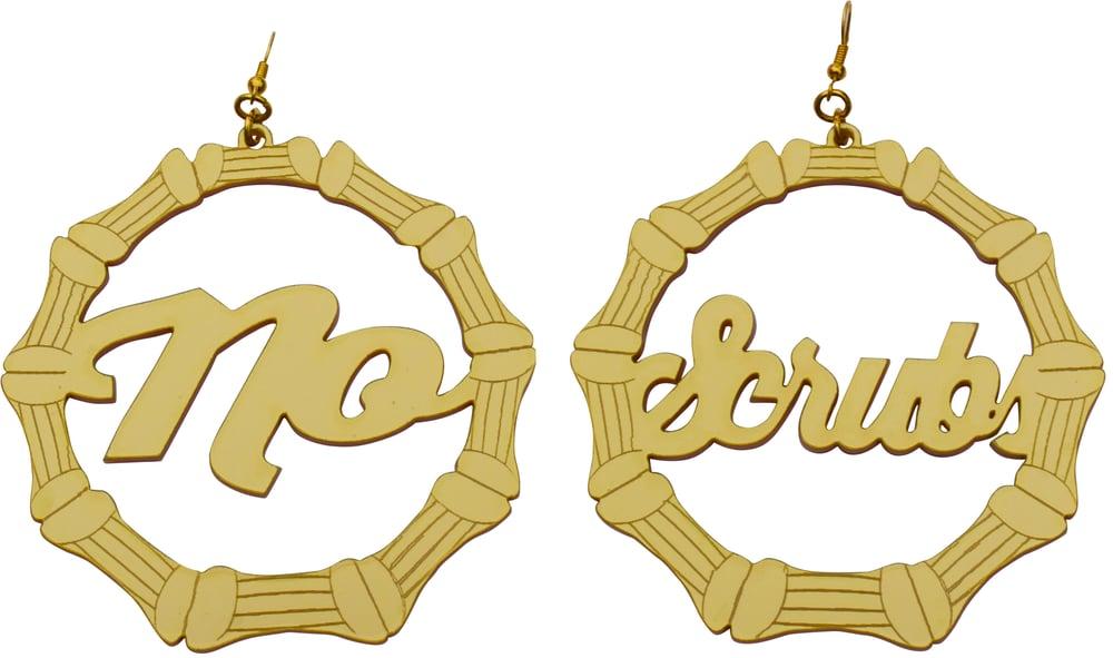 Image of Custom Bamboo Earrings