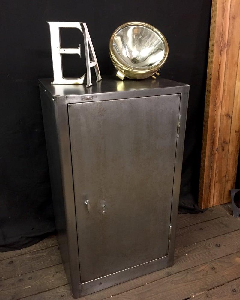 Image of Vintage Engineers Cabinet