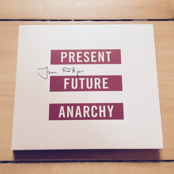 "Image of CD ""Present - Future - Anarchy"""