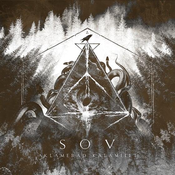 Image of SOV - Aklamerad Kalamitet (Black LP)