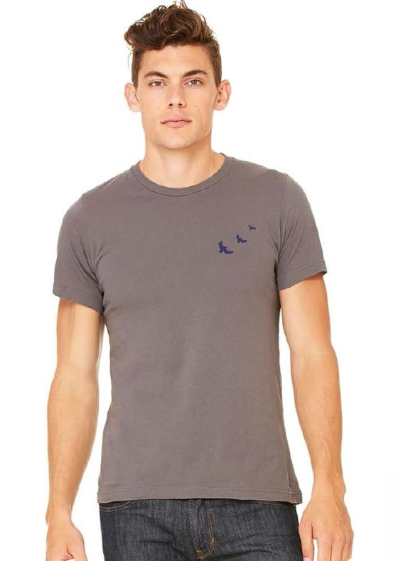 Image of Men's In Transit T-shirt - SOLD OUT