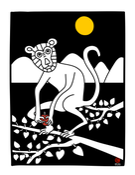 Image of your zodiac sign MONKEY #1