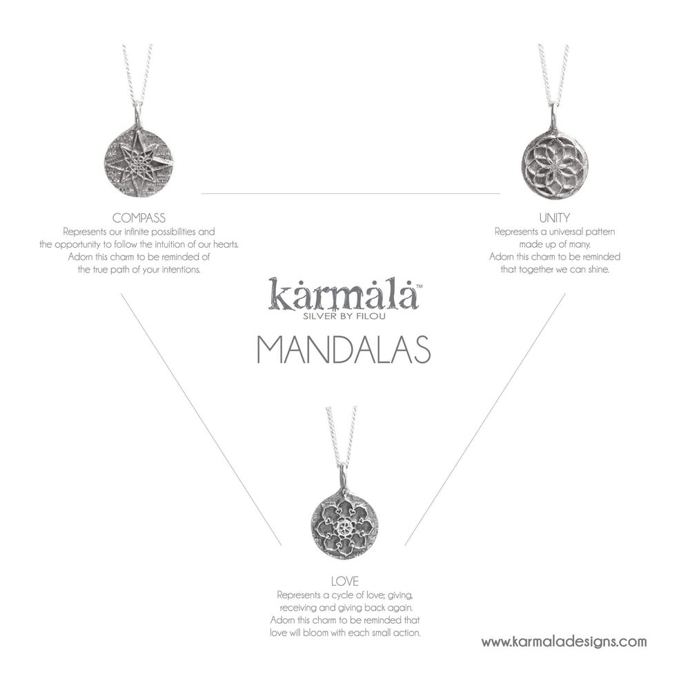 Image of Mandala Necklaces