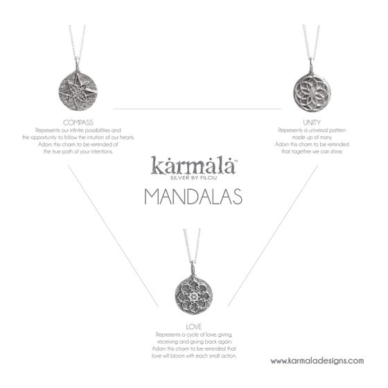 Image of Mandala Necklaces