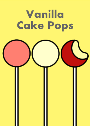 Image of Vanilla Cake Pops